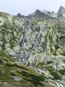 Apparent disconnectivity of a small stream in the High Tatras (Slovakia) by Jiri Jakubinsky