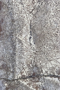 (Dis)connections in (geo)time: The Stone Manuscript, Frozen Moment in Time. Mrtvica Canyon